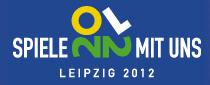 Motto der nationalen Bewerbung Leipzigs
